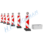 Photo: Running lamp set BLS-10 LED