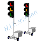 Photo: Portable traffic lights MSS-HIT-1