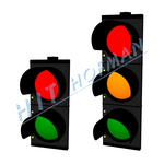 Photo: Traffic lights 210mm