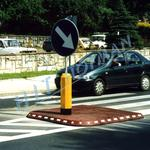 Photo: Modular traffic island SDO-1080