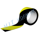 Photo: Self-adhesive type yellow-black 60