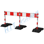 Photo: Portable barrier LZ-Z2-1