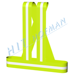 Photo: High visibility brace - Yellow-green