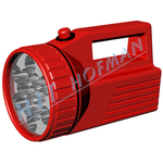 Photo: Handheld torch 13 LED