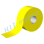 Photo: Yellow road-marking sheeting thick 120mm/100m