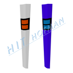 Photo: Road marker post SPS-120 flexible