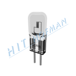 Photo: Halogen bulb 12V/10W G4