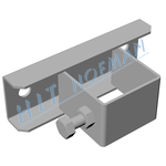 Photo: Universal clamp 40/40